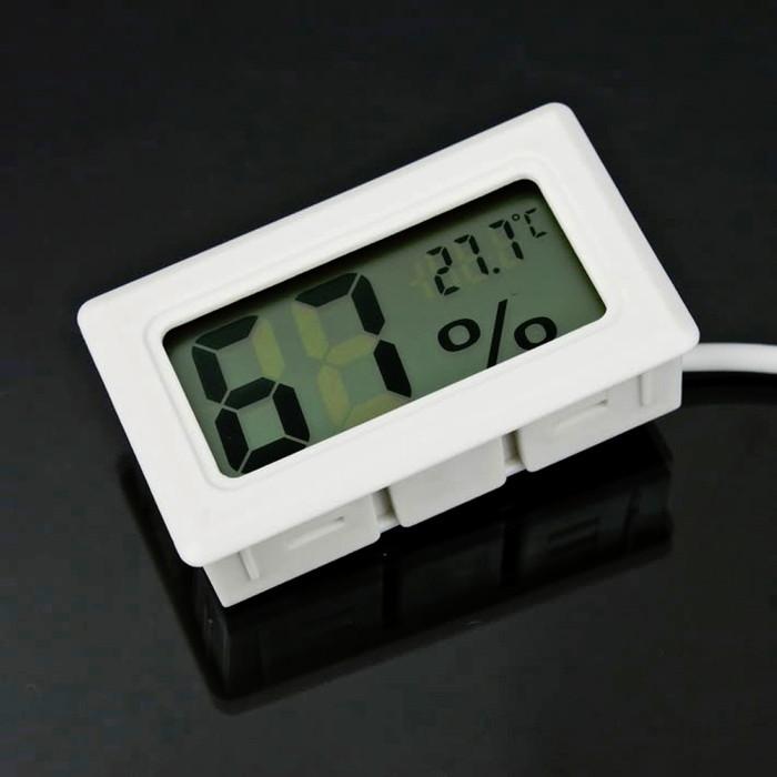 Гигрометр+термометр.